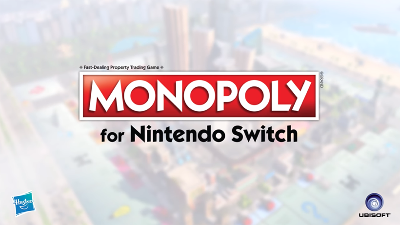 1187416c5b01e Monopoly is Coming to the Nintendo Switch