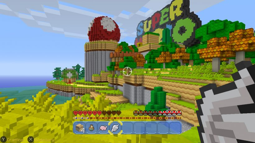 Minecraft Bedrock Edition Releases Later This Month Switch Player