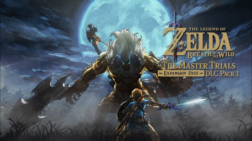 The Legend of Zelda: Master Trials: