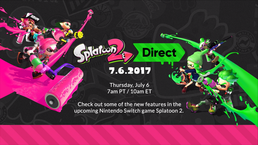 Splatoon 2 What You Need To Know Before You Splat The Pre