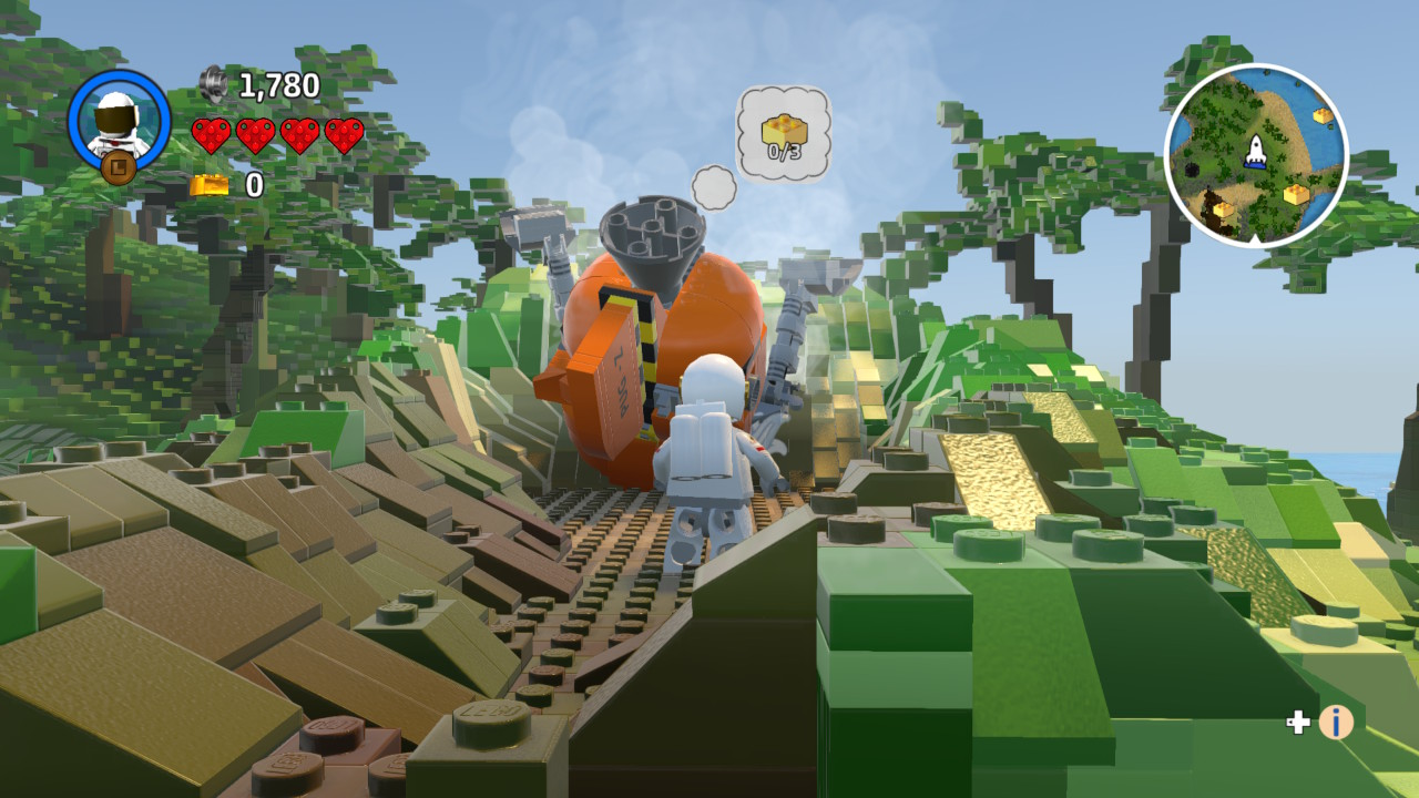Lego World Building Game