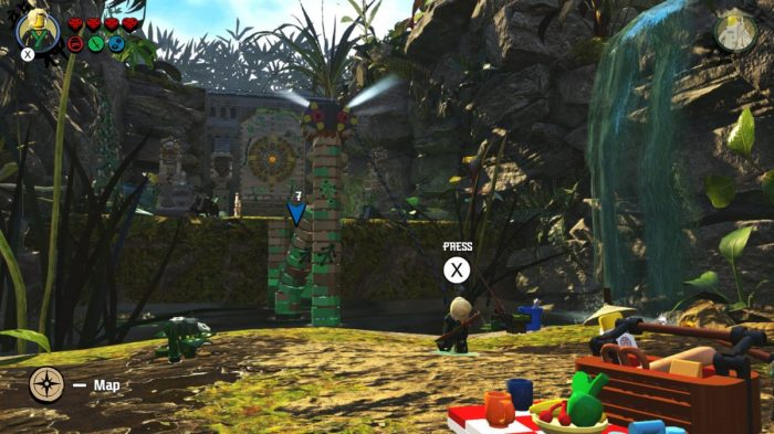 Lego: The Ninjago Movie Videogame Review   Switch Player