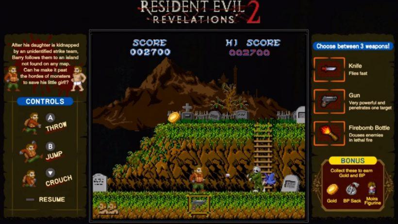 Ghouls 'n Homunculi screenshot