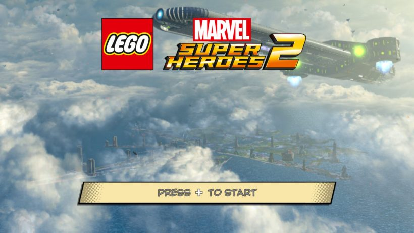 LEGO Marvel Super Heroes 2 Review | Switch Player