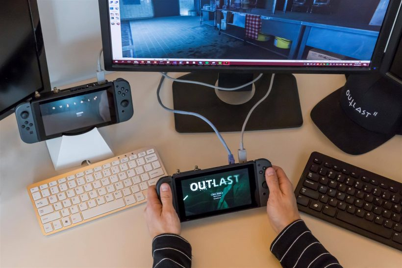 Outlast Bundle Of Terror Now On The EShop Switch Player