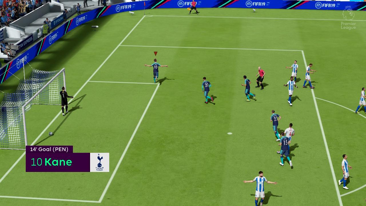fifa 19 kicking off ile ilgili görsel sonucu