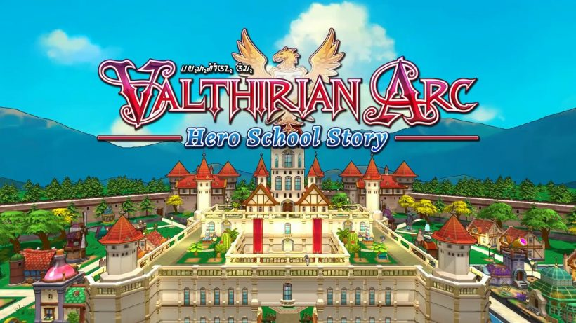 Valthirian Arc Hero School Story Review