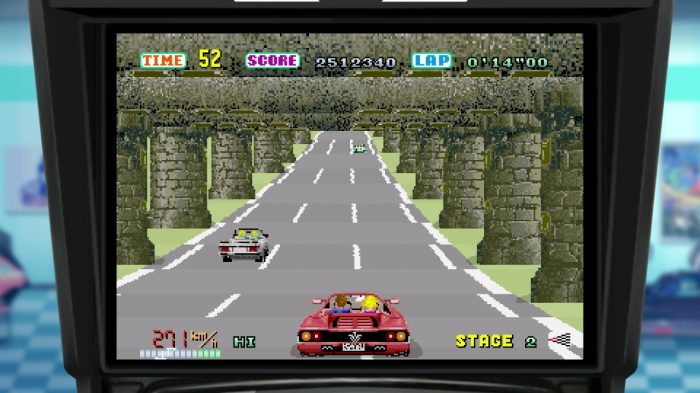 SEGA Ages: Outrun Review | Switch Player