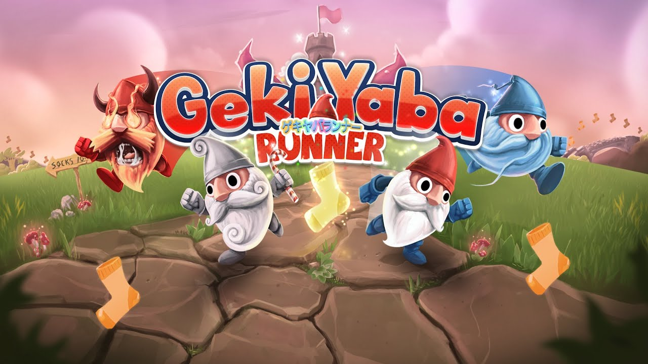 Geki Yabba Runner Review