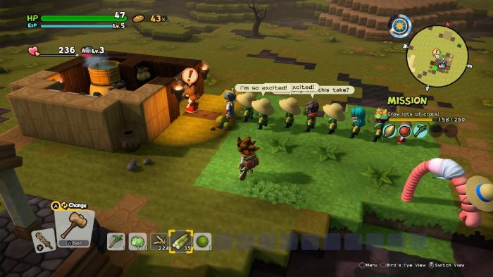 Dragon Quest Builders 2 Review | Switch Player