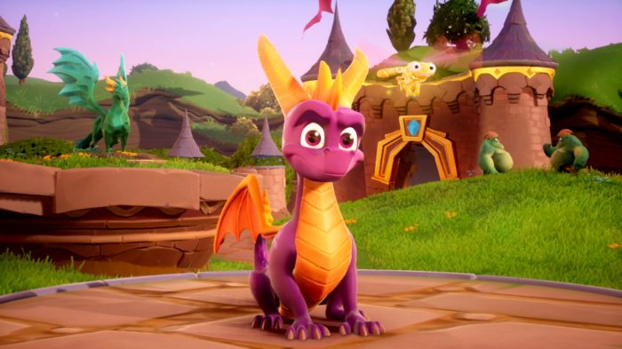 Spyro Reignited Trilogy Review Switch Player