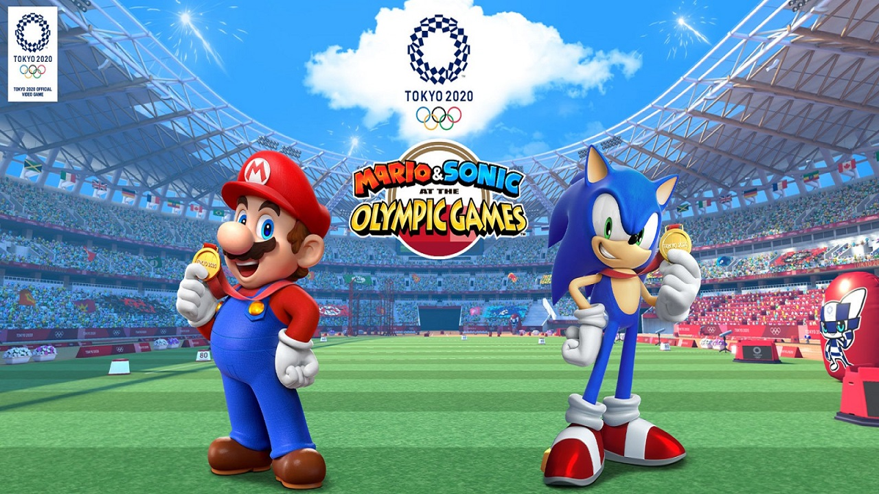 Mario Sonic At The Olympic Games Tokyo 2020 Review Switch Player