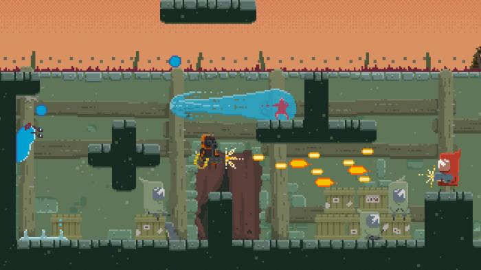 Domiverse combat gameplay