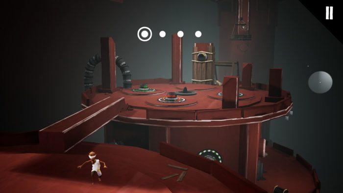 Eqqo game screenshot