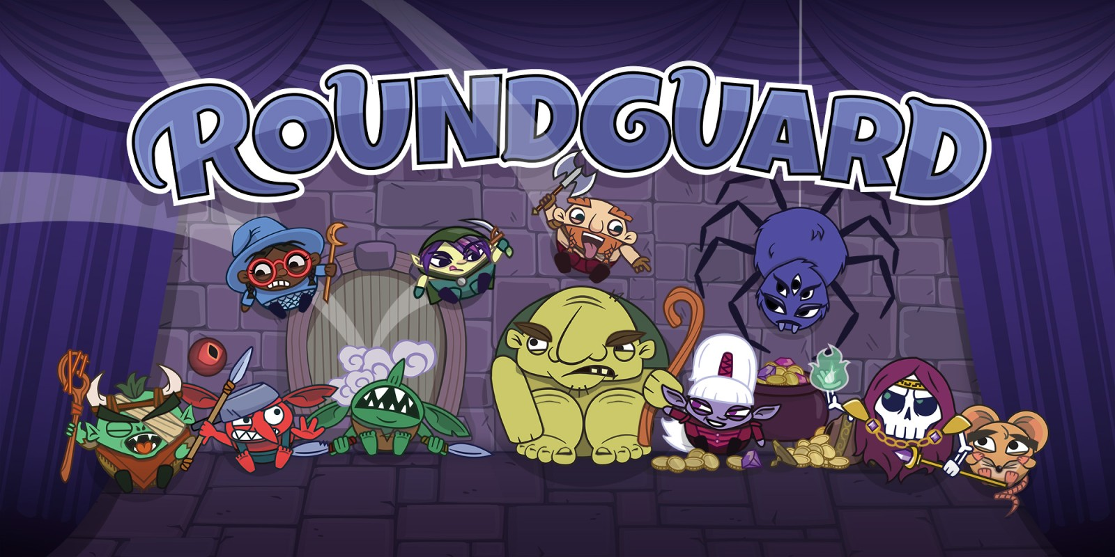 Roundguard Title