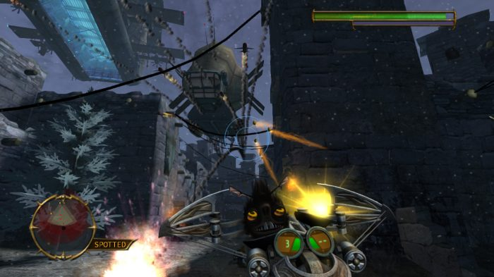Stranger's Wrath HD Screenshot