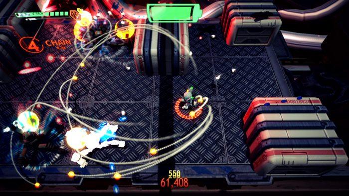 Assault Android Cactus+ Gameplay Screenshot