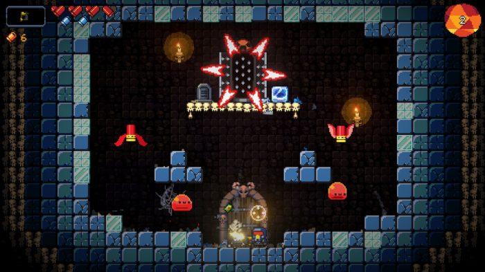 Nintendo Switch Exit the Gungeon