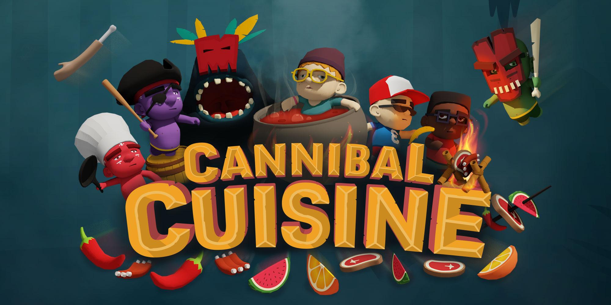 Cannibal Cuisine Hero image