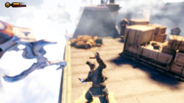 BioShock Infinite Nintendo Switch Screenshot