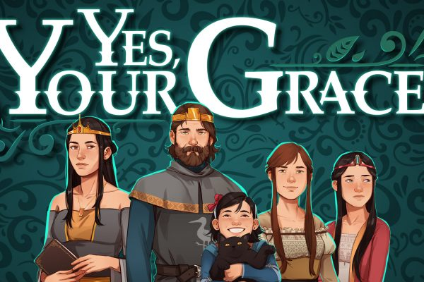 Yes, Your Grace Title Image