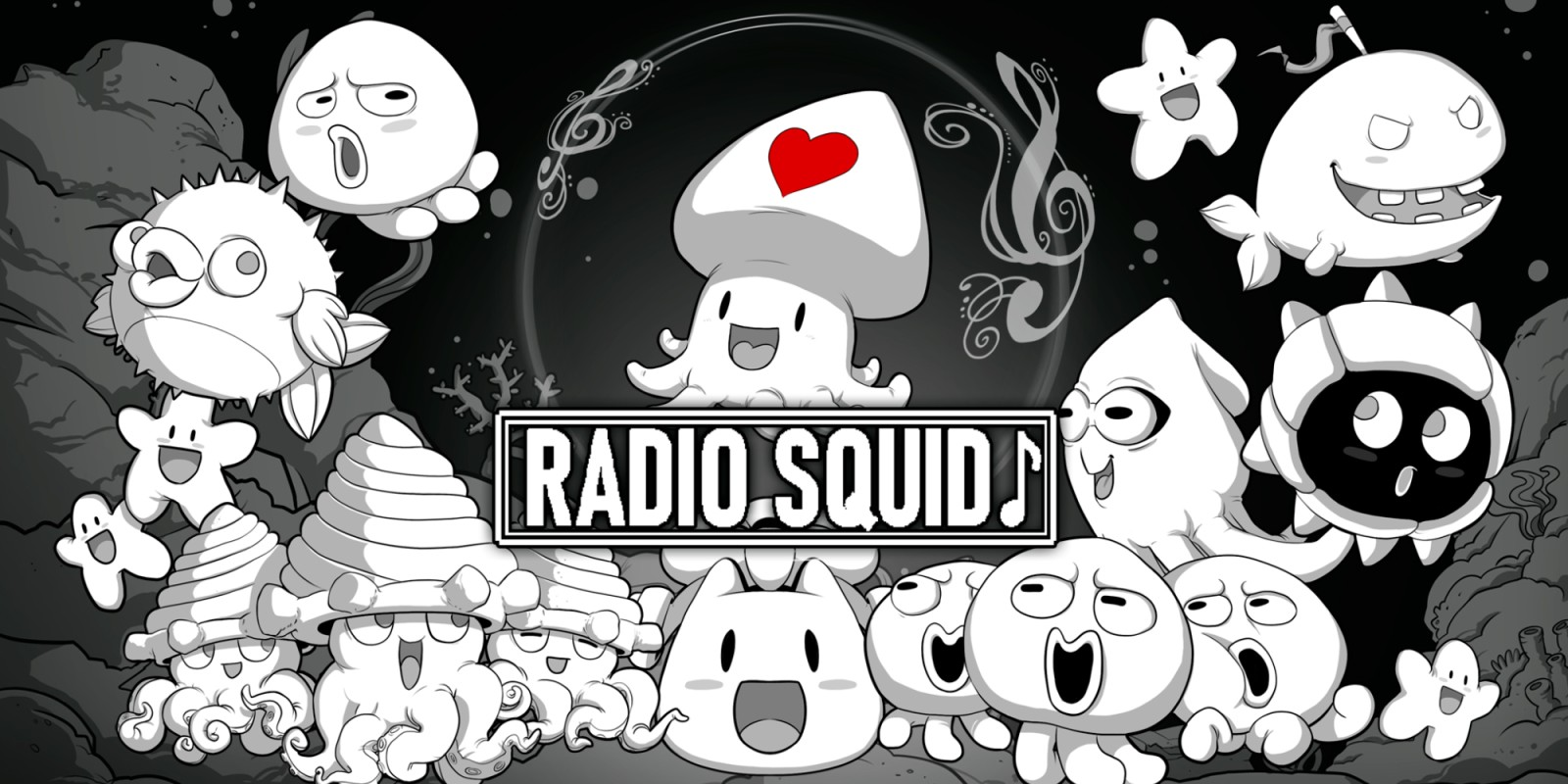 Radio Squid Header Art