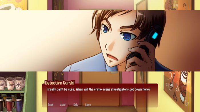Jisei: The First Case HD