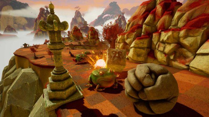 Rock of Ages 3: Make & Break Screenshot