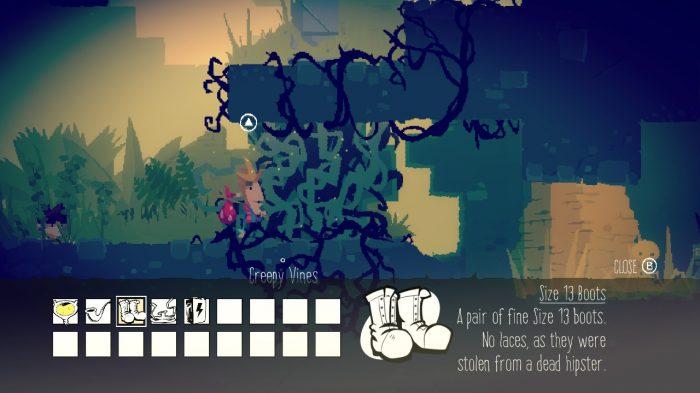 Lair of the Clockwork God Nintendo Switch Gameplay Screenshot