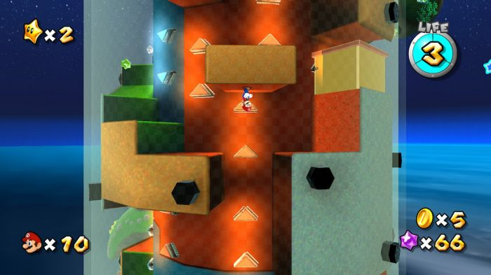 Super Mario 3D All Stars Super Mario Galaxy Gameplay Screenshot