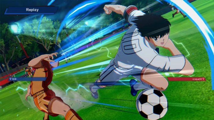 Captain Tsubasa: Rise of New Champions Nintendo Switch Gameplay Screenshot