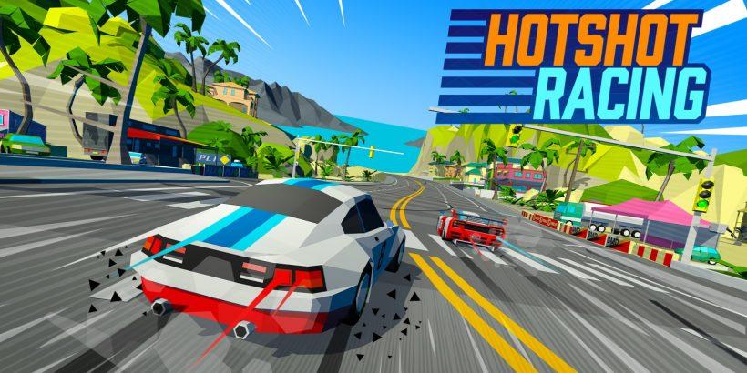 Hotshot Racing Nintendo Switch
