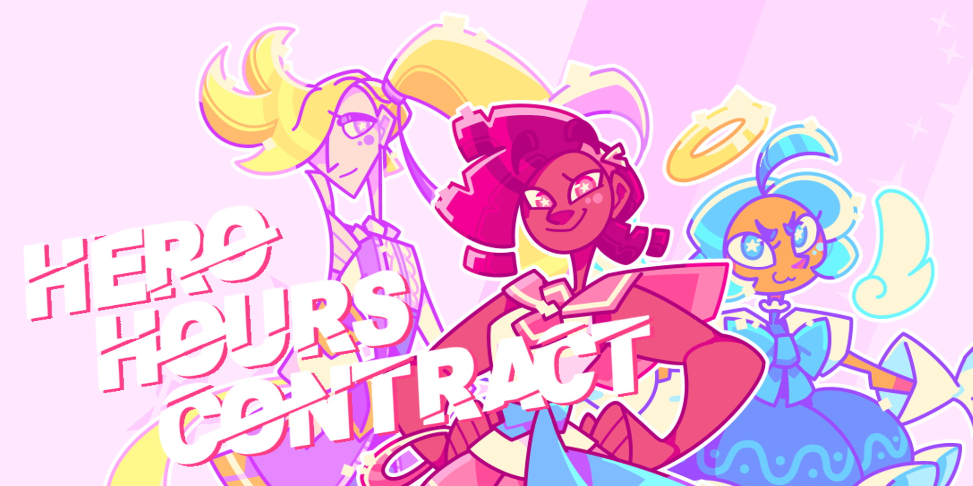Hero Hours Contract Promotional Artwork