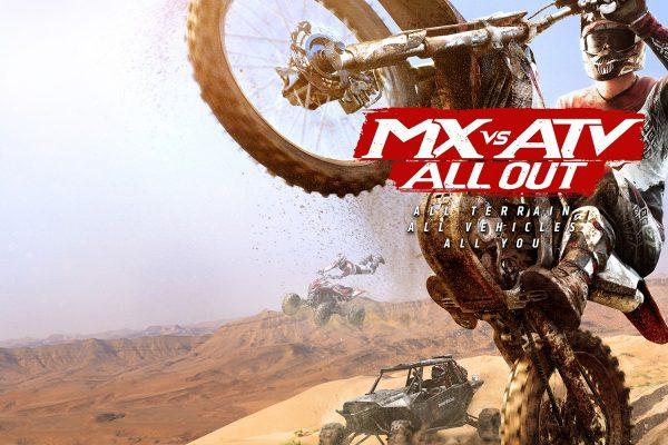 MX vs ATV All Out Nintendo Switch