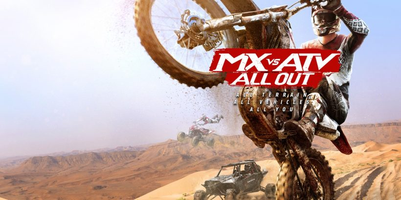 MX vs ATV All Out Nintendo Switch