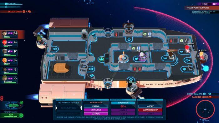 Space Crew gameplay screenshot