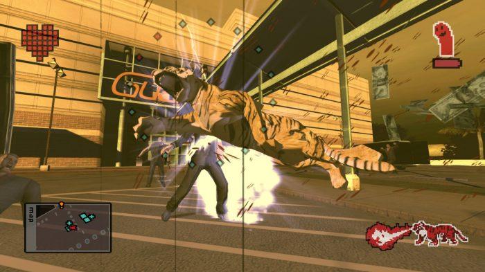 No More Heroes 2: Desperate Struggle Nintendo Switch Gameplay Screenshot