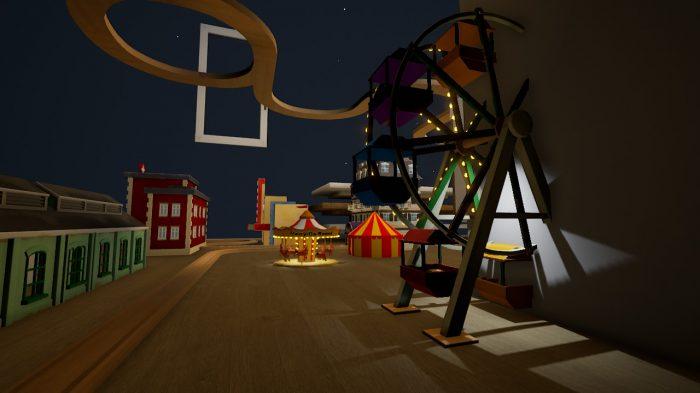 Tracks - Toybox Edition Nintendo Switch Gameplay Screenshot