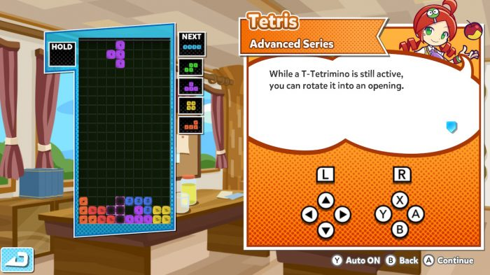 Puyo Puyo Tetris 2 Nintendo Switch Gameplay Screenshot