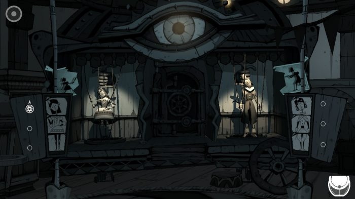 Iris.Fall Nintendo Switch Gameplay Screenshot