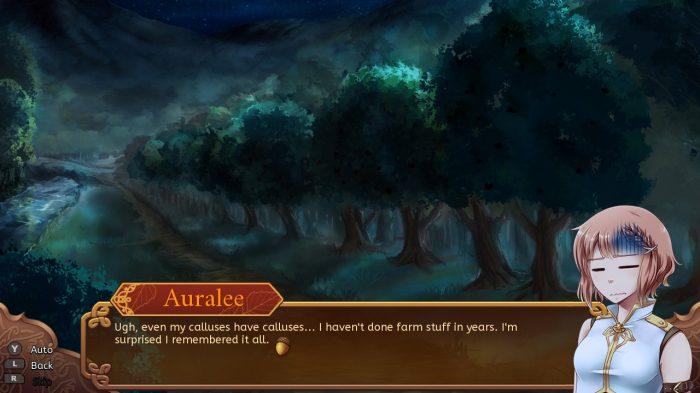 Autumn's Journey Nintendo Switch Gameplay Screenshot