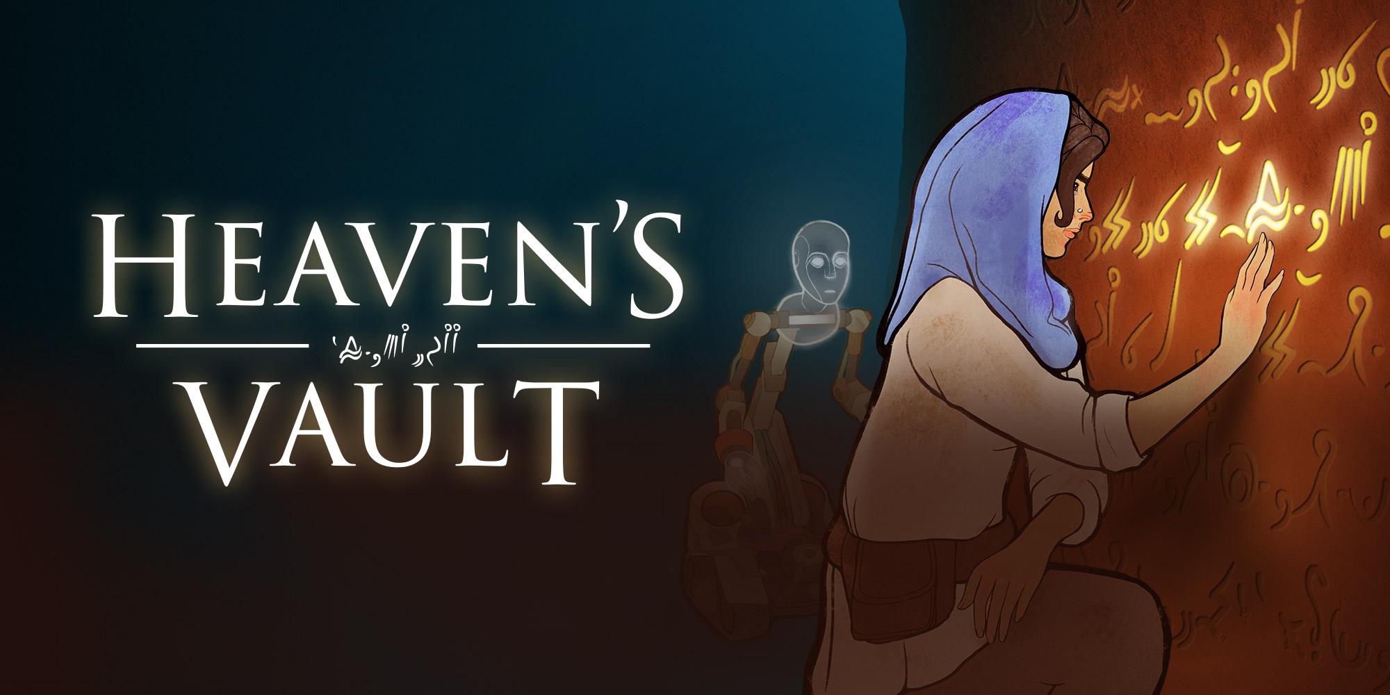 Heaven's Vault Nintendo Switch