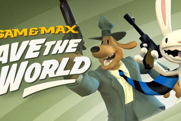 Sam and Max Save The World Nintendo Switch