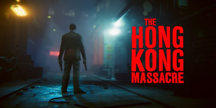 The Hong Kong Massacre Nintendo Switch
