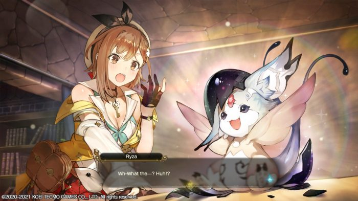 Atelier Ryza 2: Lost Legends & the Secret Fairy Nintendo Switch Gameplay Screenshot