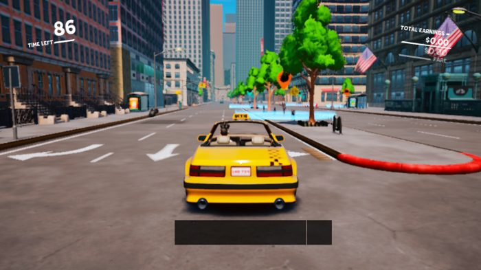 Nintendo Switch Taxi Chaos