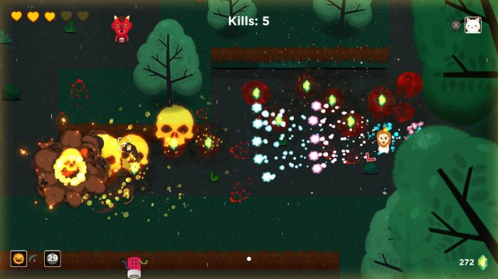 Ultra Goodness 2 Nintendo Switch Gameplay Screenshot