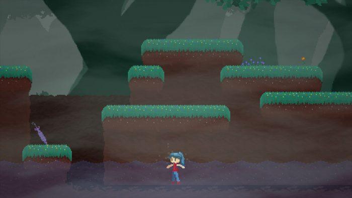 Dreaming Sarah Nintendo Switch Gameplay Screenshot