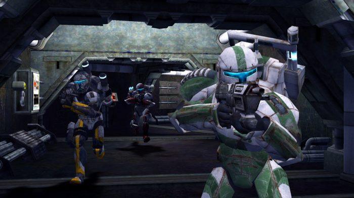 Star Wars Republic Commando Nintendo Switch Gameplay Screenshot