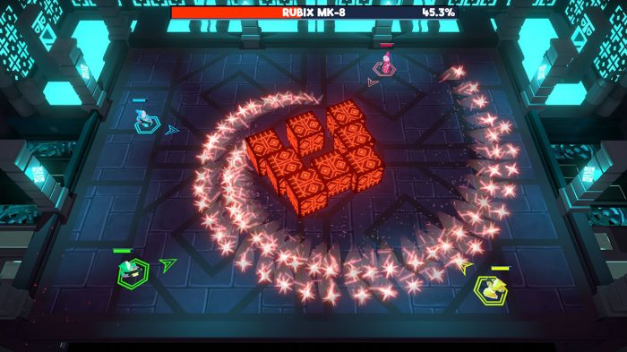 NoReload Heroes: Enhanced Edition Nintendo Switch Gameplay Screenshot